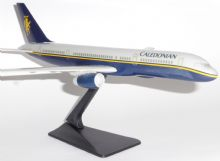 Boeing 757-200 Caledonian Airways 1990's Colours Collectors Model Scale 1:200 p